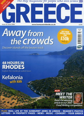 Greece Magazine